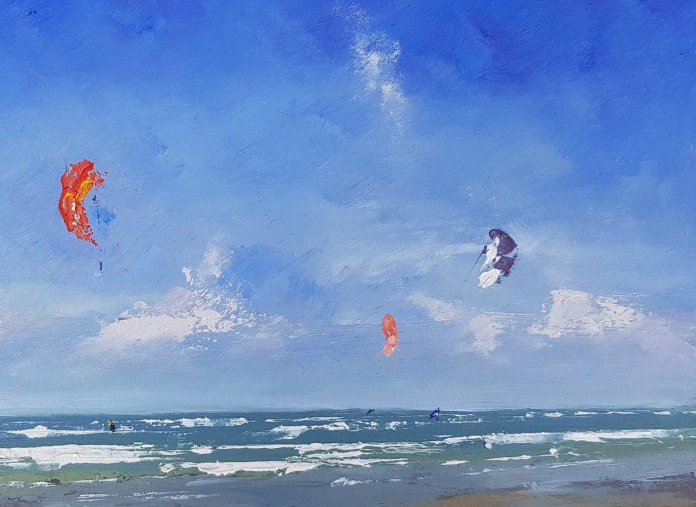 Kite Surfing Brancaster